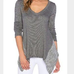 Beyond Yoga | Grey Cardigan Sweater Athleisure